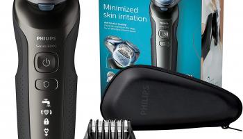 Philips S6640/44 Elektrischer Nass- und Trockenrasierer zum Bestpreis