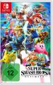 Super Smash Bros. Ultimate für die Switch als Speicherkarte bei Amazon