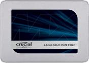 Crucial MX500 1TB interne SSD [2.5″/1GB DRAM Cache]