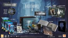 Little Nightmares 2 TV-Edition Nintendo Switch bei Amazon