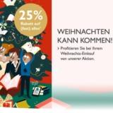 """Nur heute: 25% auf fast alles bei Orell Füssli, z.B. """"Honig"""" von Eva Derndorfer für CHF 37.43 statt CHF 49.90"""