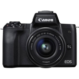 CANON EOS M50 Black inkl. EF-M 15-45mm bei Interdiscount im Tagesdeal