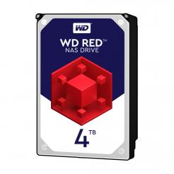 WESTERN DIGITAL Red, 4.0TB Bulk für 119 CHF  (100 Stück verfügbar)