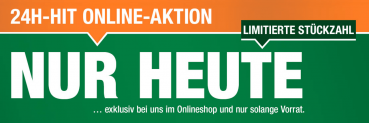 24h-Hits bei Migros Do It + Garden