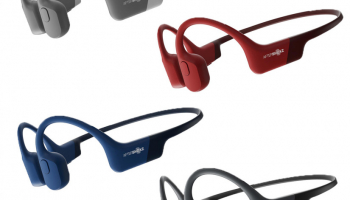 Wireless Kopfhörer Aftershokz Bone Conduction bei Daydeal