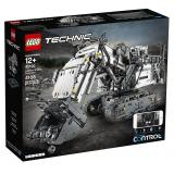 LEGO TECHNIC 42100 Liebherr Bagger R 9800 bei melectronics