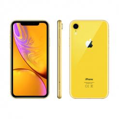 APPLE iPhone XR, 64GB, Gelb