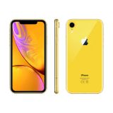 APPLE iPhone XR, 64GB, Gelb