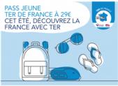 Alle Regionalzüge in Frankreich im Sommer für 29 Euro/Monat (12 – 25 Jahre)