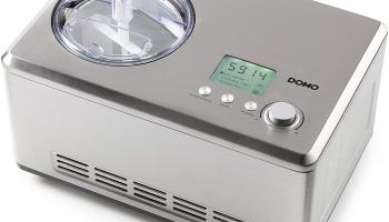 Domo DO9201I Eismaschine (K-Tipp Note 5.5) zum Bestpreis bei nettoshop
