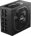 MSI MPG A850GF (ATX PC-Netzteil, 850 Watt, voll-modulares Kabelmanagement, 80 Plus Gold, schwarz)