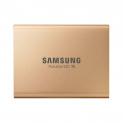 SAMSUNG Portable T5 (USB 3.1, 1 TB, Gold) bei microspot