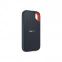 SANDISK Extreme Portable SSD (USB 3.1 Type-C, 2TB, Orange, Gray)