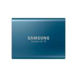 SAMSUNG Portable SSD T5 USB-C 3.1, 500GB, Blau bei microspot