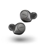 JABRA Elite 75t – True Wireless Kopfhörer (In-ear, Schwarz) bei Mediamarkt
