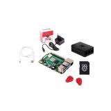 RASPBERRY PI 4 4G Full Starter Kit Starterkit (Cortex-A72) bei Microspot