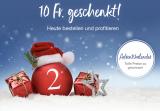 CHF 10.- Rabatt ab CHF 50.- Bestellwert bei geschenkidee.ch