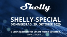 Shelly (Smart Home) Day bei DayDeal