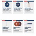 Kostenlose Produktmuster Bosch Expert (Blau)