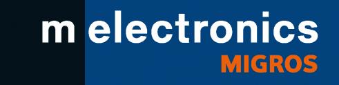 Liquidation bei melectronics Start Phase 33% ab 14.12.20