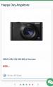 Sony RX100 V, Premium Kompaktkamera im HappyDay