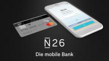 N26 – das mobile Konto jetzt auch in der Schweiz