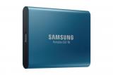 Samsung portable SSD T5 500GB blau