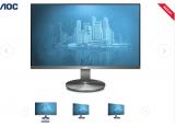 AOC 23.8″ FHD IPS Monitor bei ARP für CHF 99.-