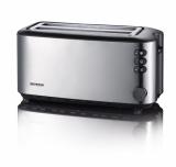 Automatik Toaster mit zwei langen Röstschächten