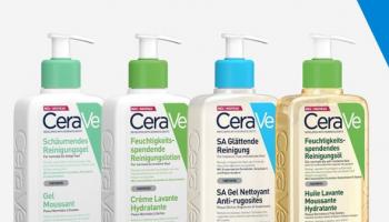 Gratis CeraVe Reinigungsprodukt (vermutlich nur in der Instagram-App)