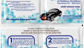 Riotex Autoscheiben Reinigungstuch GLAS-KLAR 90% Rabatt