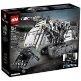 LEGO Technic – Liebherr R 9800 Bagger (42100) bei amazon.de