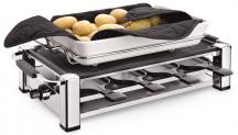 KOENIG Raclette-Grill und Kartoffelwärmer im Set