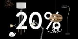Galaxus 20% auf Lampen