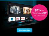 30% auf Teleboy MAX
