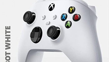 Xbox Wireless Controller Robot White bei amazon.de