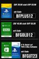 offerz.ch – Playstation Plus, Xbox Gold und Guthaben Aktion (Black Friday)