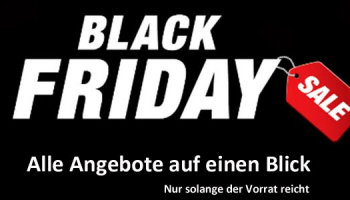 eUniverse.ch: Black Friday Angebote