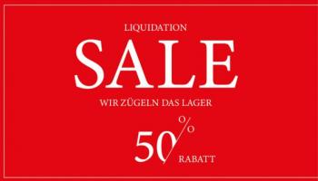 Lager-Ausverkauf bei KAIA . 50% auf 565 Artikeln