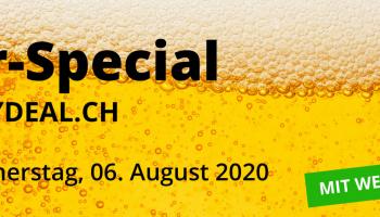DayDeal: Bier Special Day
