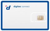 Vorankündigung – digitec connect Mobile-Abo – 12 Monate unlimitiert surfen und telefonieren für CHF 120.-