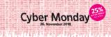 Cyber Monday www.interio.ch 25% auf alle Möbel (nur Online am 26.11.18)