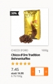 Chicco d'Oro Tradition Bohnenkaffe für CHF 6.70 / kg