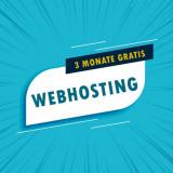 3 Monate kostenloses Webhosting bei Hostbott