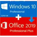 Windows 10 Professional + Office 2019 Pro Plus 2019