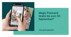 Ifolor Magic Postcard gratis versenden