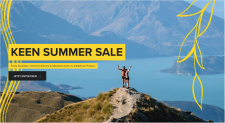 Summer Sale bei KEEN // bis zu 50% Rabatt
