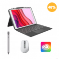 Logitech Creative Bundle für alle iPad bei DQ Solutions