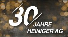 Jubiläumsangebote bei HeinigerAG.ch