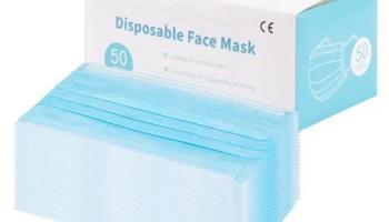 Rabatt auf alle Hygienemasken bei covidshop.ch